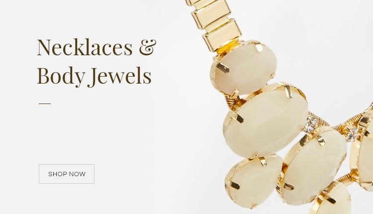 Suerte necklaces